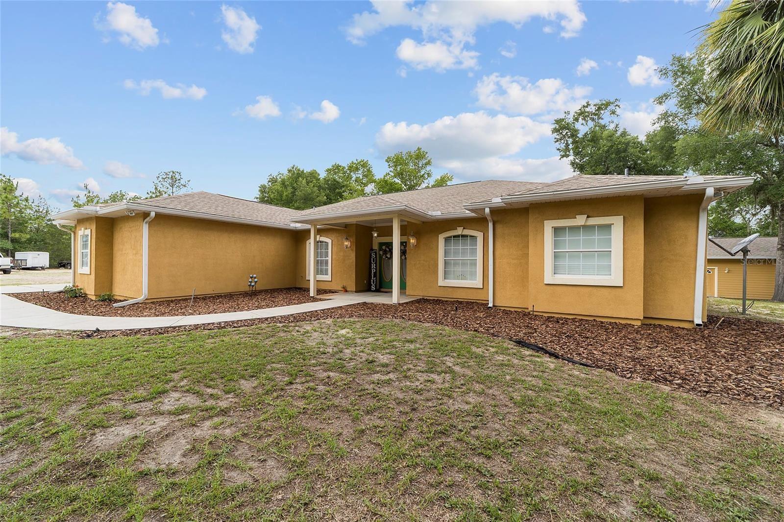 1292 NE SR 121, Williston, FL 32696 - #: OM621812