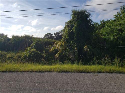 Photo of MARCO AVENUE, NORTH PORT, FL 34287 (MLS # C7448813)