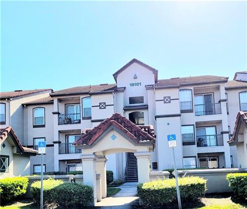 Photo of 18101 PEREGRINES PERCH PLACE #4104, LUTZ, FL 33558 (MLS # T3295813)