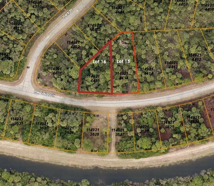 Photo of LOT 15 BLOCK 2144 HARCOURT CIRCLE, NORTH PORT, FL 34288 (MLS # D6113813)