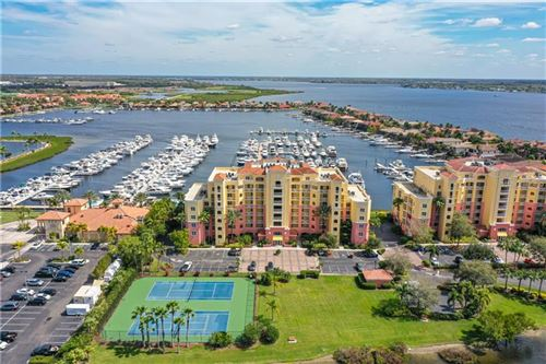 Photo of 606 RIVIERA DUNES WAY #103, PALMETTO, FL 34221 (MLS # A4470814)