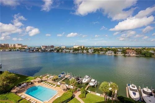 Photo of 736 ISLAND WAY #804, CLEARWATER, FL 33767 (MLS # U8095815)
