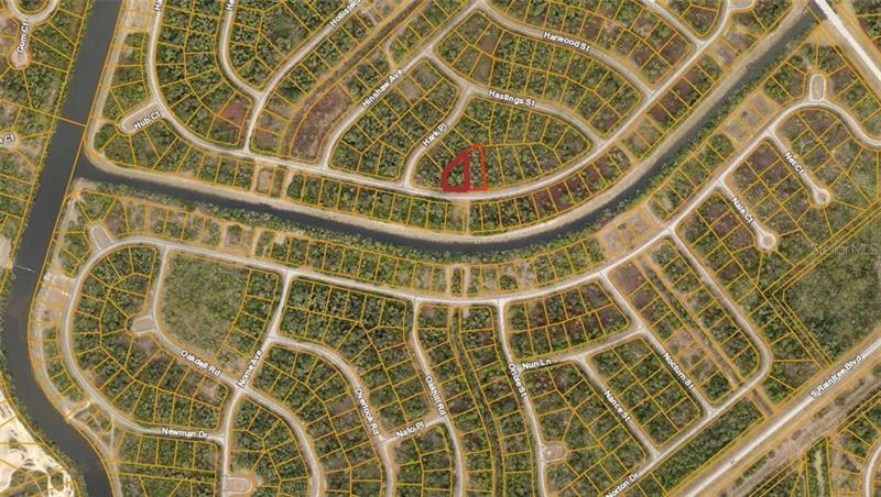 Photo of LOT 16 BLOCK 2144 HARCOURT CIRCLE, NORTH PORT, FL 34288 (MLS # D6113815)