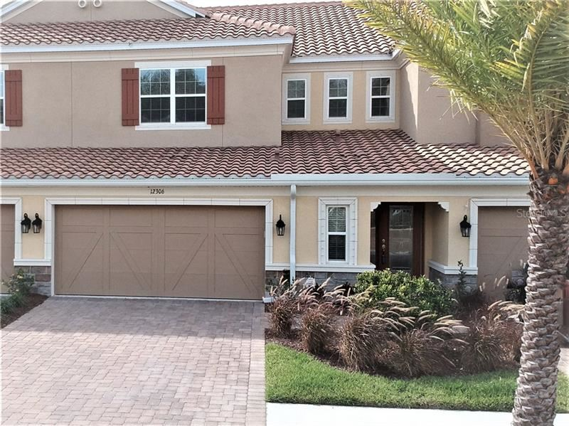 12306 TERRACINA CHASE COURT, Tampa, FL 33625 - MLS#: T3226815