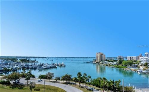 Photo of 1155 N GULFSTREAM AVENUE #602, SARASOTA, FL 34236 (MLS # A4462816)