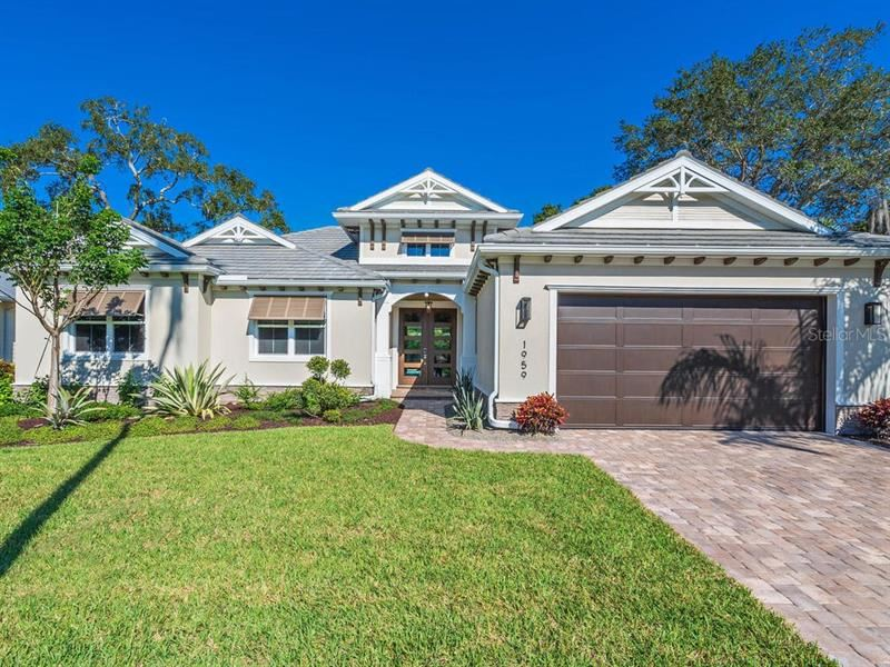 Photo of 1959 HIBISCUS STREET, SARASOTA, FL 34239 (MLS # A4434816)