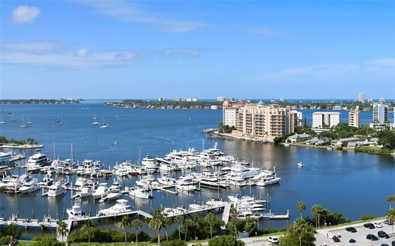 Photo of 1233 N GULFSTREAM AVENUE #1403, SARASOTA, FL 34236 (MLS # A4483816)