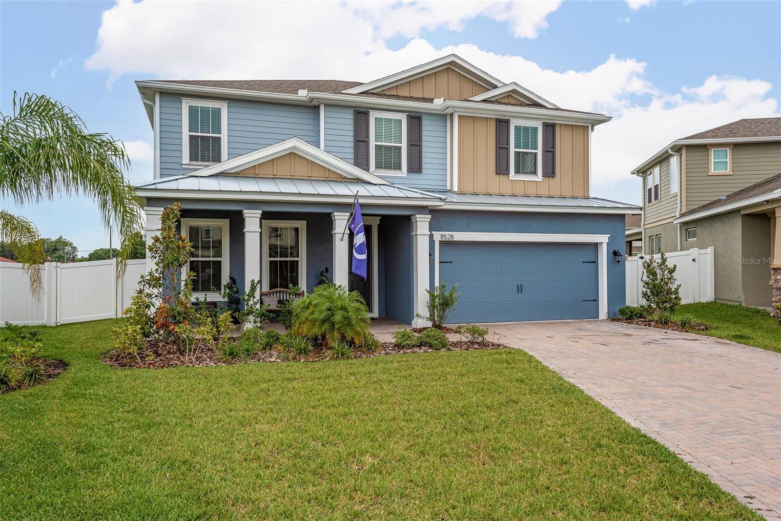 11528 NAVEL ORANGE WAY, Tampa, FL 33626 - #: U8127817