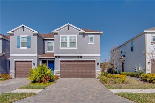 Photo of 3237 PAINTED BLOSSOM COURT, LUTZ, FL 33558 (MLS # T3285818)