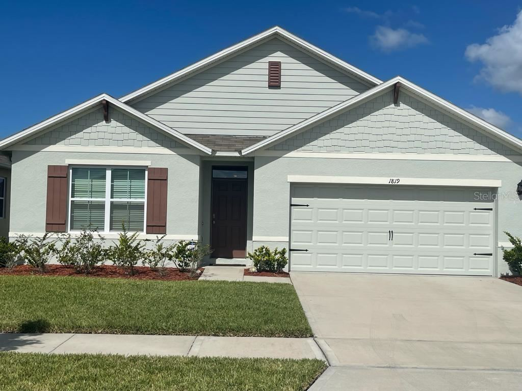 1819 VETERANS DRIVE, Kissimmee, FL 34744 - #: S5053819