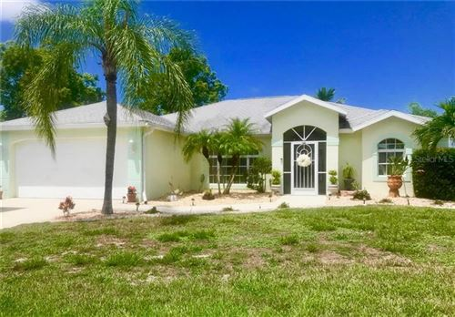Photo of 16357 LAROCHA DRIVE, PUNTA GORDA, FL 33955 (MLS # C7431821)