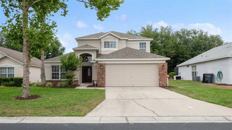 1428 CASTERTON CIRCLE, Davenport, FL 33897 - MLS#: G5041821