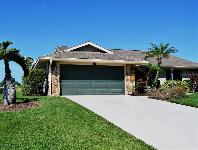 Photo of 6 BUNKER PLACE, ROTONDA WEST, FL 33947 (MLS # D6113824)