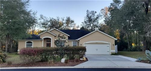 Photo of 8297 SW 196TH COURT ROAD, DUNNELLON, FL 34432 (MLS # OM615825)