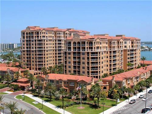 Photo of 521 MANDALAY AVENUE #1110, CLEARWATER BEACH, FL 33767 (MLS # U8087825)