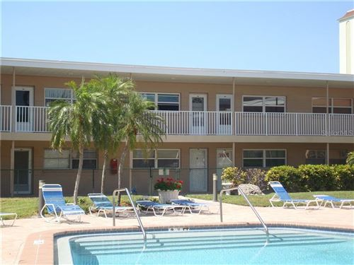 Photo of 6111 2ND STREET E #21, ST PETE BEACH, FL 33706 (MLS # U8119825)