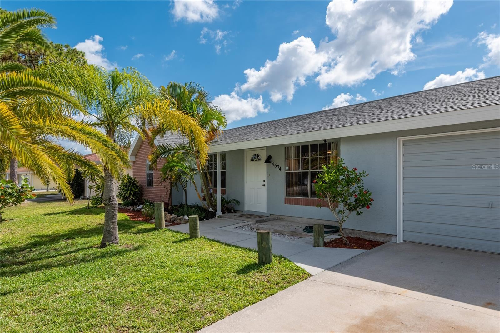 4674 PAYNE STREET, North Port, FL 34287 - MLS#: A4500825
