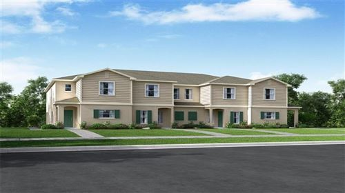 Photo of 4762 CORAL CASTLE DRIVE, KISSIMMEE, FL 34746 (MLS # O5826826)