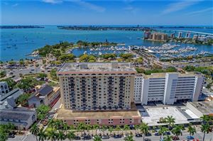 Photo of 101 S GULFSTREAM AVENUE #5K, SARASOTA, FL 34236 (MLS # A4433828)