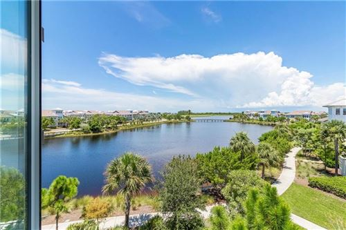 Photo of 262 SAPPHIRE LAKE DRIVE #201, BRADENTON, FL 34209 (MLS # A4474828)