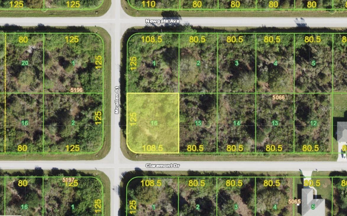 Photo of 12204 CLAREMONT DRIVE, PORT CHARLOTTE, FL 33981 (MLS # D6121828)
