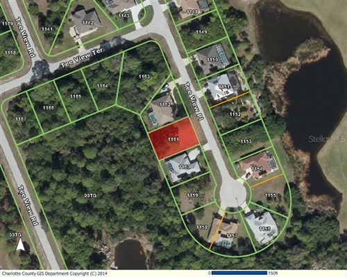 Photo of 13 TEE VIEW PLACE, ROTONDA WEST, FL 33947 (MLS # D5902829)