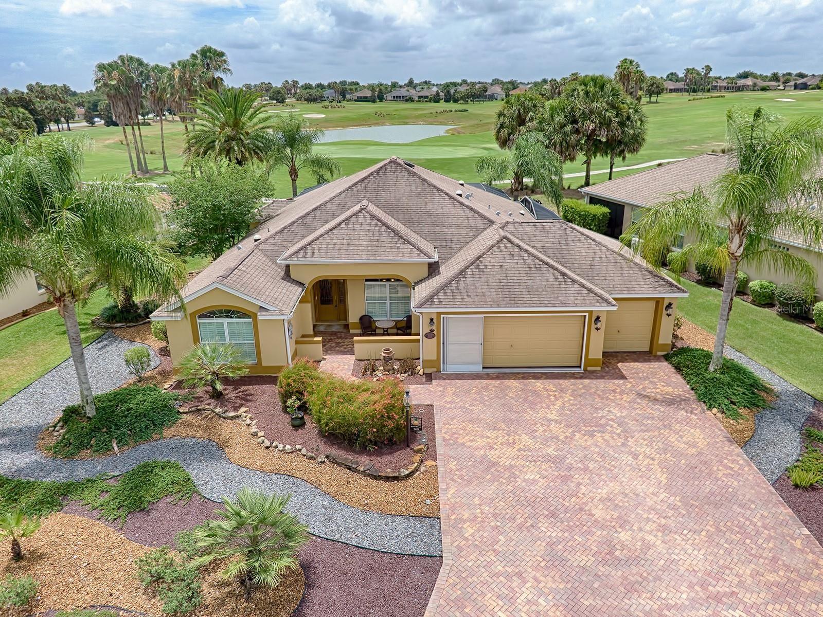 568 DEVONSHIRE WAY, The Villages, FL 32162 - #: G5042829