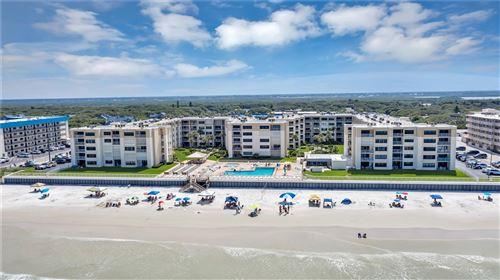 Photo of 4175 S ATLANTIC AVENUE #105, NEW SMYRNA BEACH, FL 32169 (MLS # O5959830)