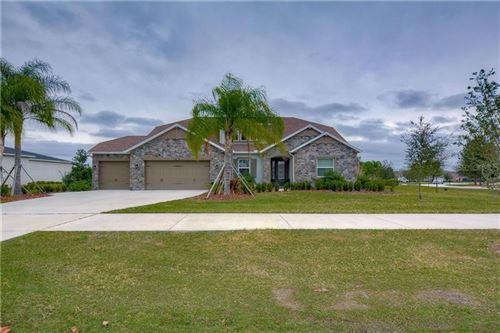 Photo of 17901 BARN CLOSE DRIVE, LUTZ, FL 33559 (MLS # T3284830)