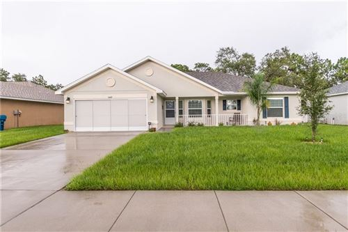 Photo of 3642 FANTASY WAY, BROOKSVILLE, FL 34604 (MLS # T3257831)
