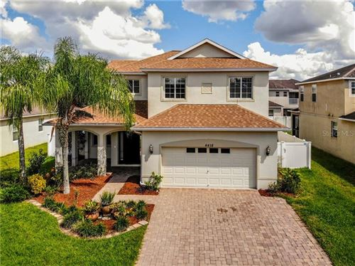 Photo of 4418 OLYMPIA COURT, CLERMONT, FL 34714 (MLS # O5890832)