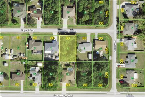 Photo of 10233 TOPSAIL AVENUE, ENGLEWOOD, FL 34224 (MLS # D6121833)