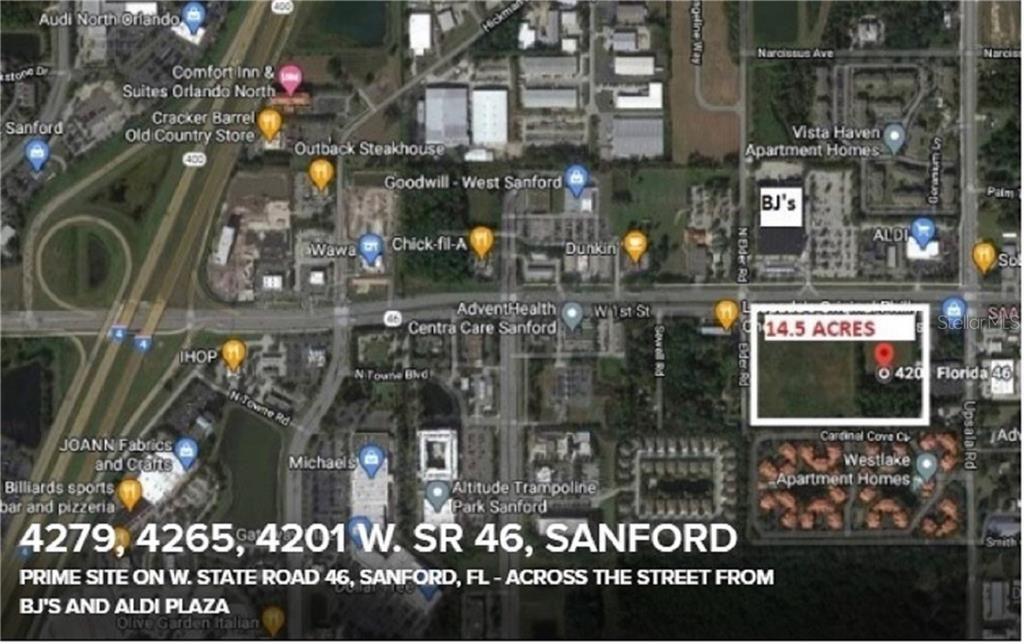4279,4265,4201 W STATE ROAD 46, Sanford, FL 32771 - #: O5919833