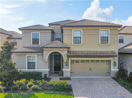 Photo of 1501 ROLLING FAIRWAY DRIVE, DAVENPORT, FL 33896 (MLS # O5836835)