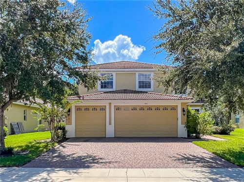 Photo of 3812 SHOREVIEW DRIVE, KISSIMMEE, FL 34744 (MLS # S5057835)
