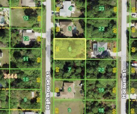 Photo of 7200 LIGHTHOUSE STREET, ENGLEWOOD, FL 34224 (MLS # D6121836)