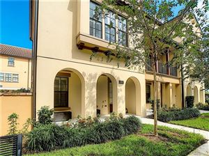 Photo of 2160 FRESCO ALLEY #3, ORLANDO, FL 32814 (MLS # O5812836)