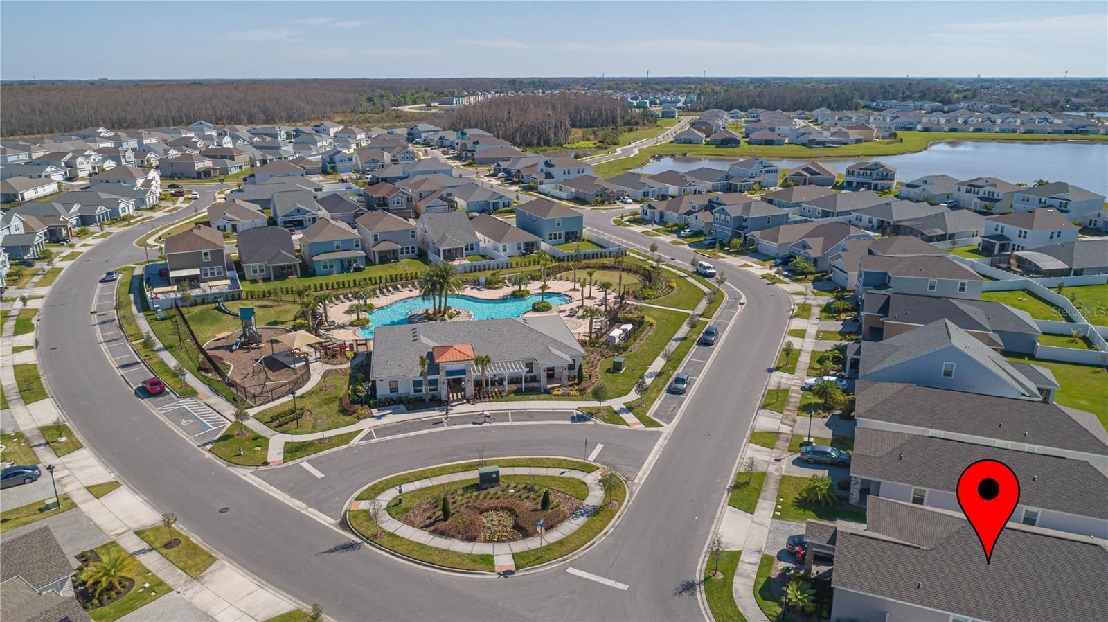 Photo of 3098 PRELUDE LANE, KISSIMMEE, FL 34746 (MLS # S5056836)
