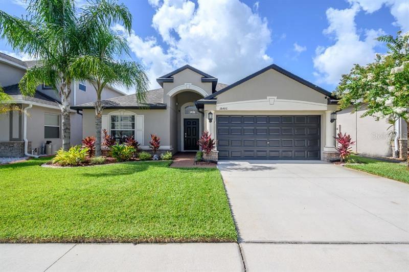 18486 AYLESBURY LANE, Land O Lakes, FL 34638 - #: T3250839