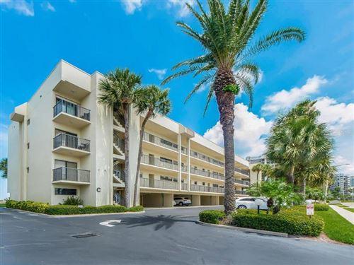 Photo of 3500 GULF BOULEVARD #412, BELLEAIR BEACH, FL 33786 (MLS # U8085840)