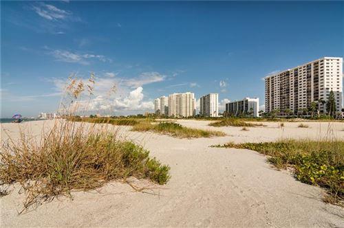 Photo of 1270 GULF BOULEVARD #1008, CLEARWATER BEACH, FL 33767 (MLS # U8089841)