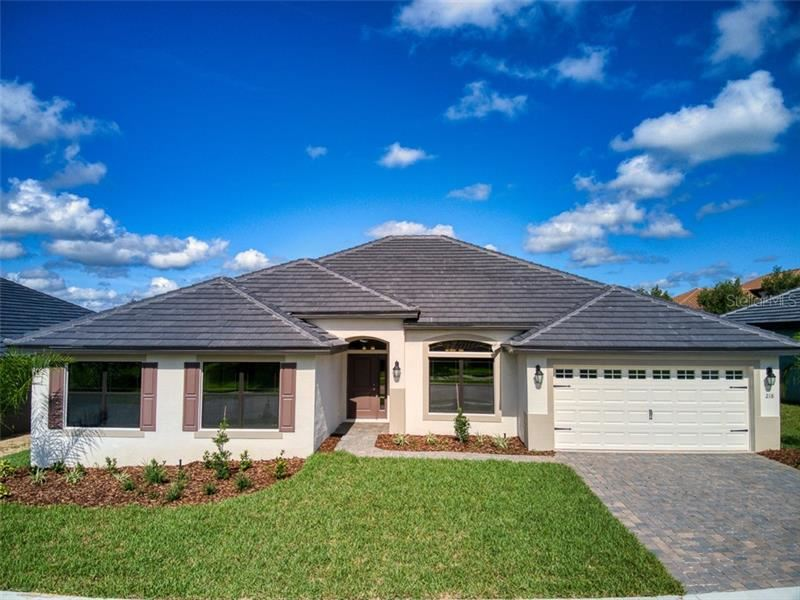 4018 JULIANA LAKE DRIVE, Auburndale, FL 33823 - #: P4912841