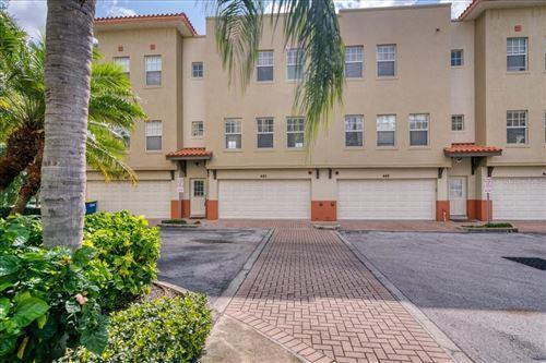 Photo of 641 SIREN WIND LANE, CLEARWATER, FL 33756 (MLS # U8131842)