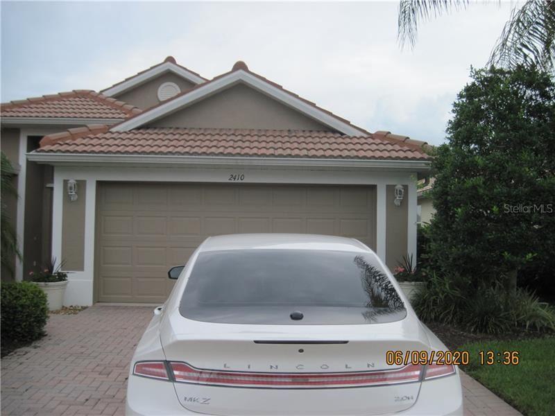 2410 CARAWAY DRIVE, Venice, FL 34292 - MLS#: A4472843