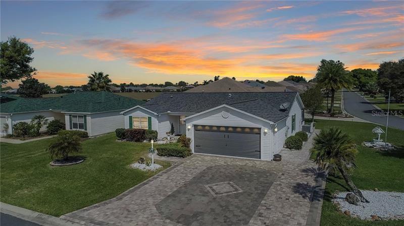 1318 CARVELLO DRIVE, The Villages, FL 32162 - MLS#: G5039845