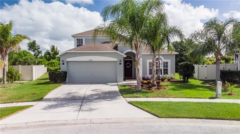 Photo for 19035 NARIMORE DRIVE, LAND O LAKES, FL 34638 (MLS # T3203845)