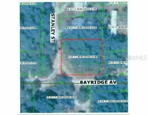 Main image for BAYRIDGE & STANLEY, NEW PORT RICHEY,FL34654. Photo 1 of 3