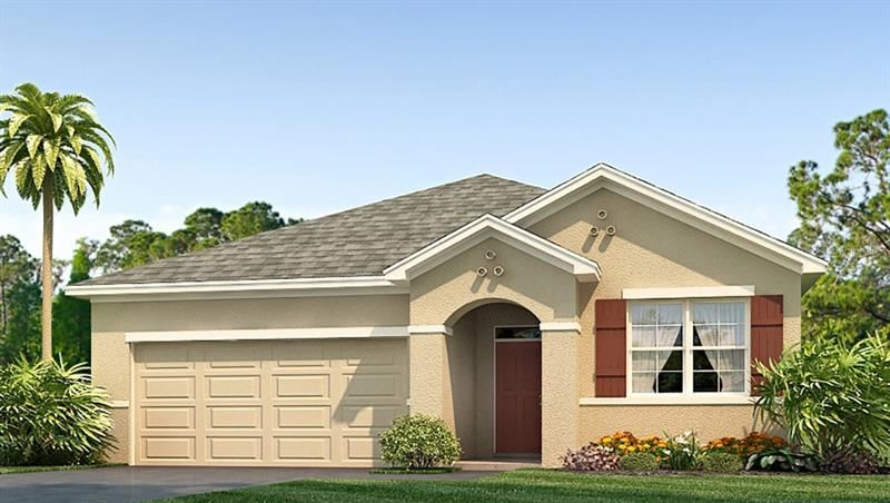 13806 SMILING DAISY PLACE, Riverview, FL 33579 - #: T3258846