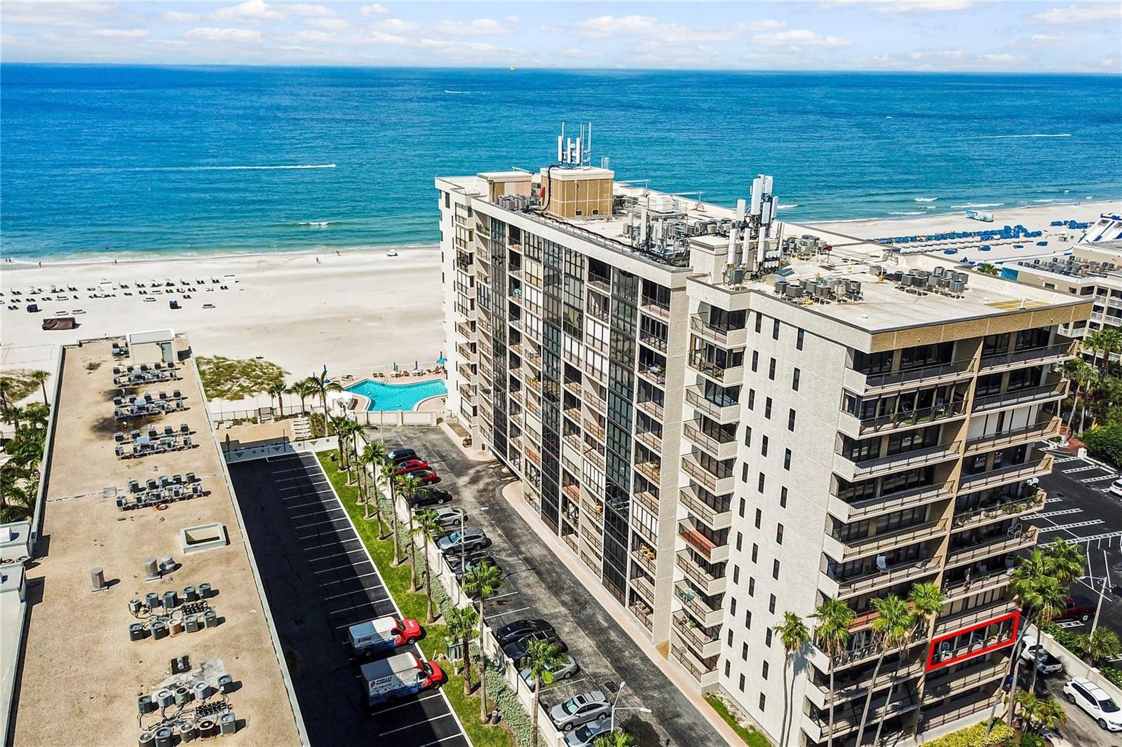 5396 GULF BOULEVARD #307, Saint Pete Beach, FL 33706 - #: U8134847