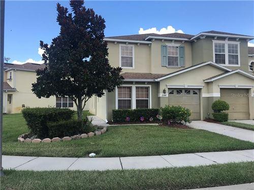 Photo of 2544 HASSONITE STREET, KISSIMMEE, FL 34744 (MLS # S5036848)